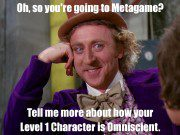 How Metagaming Can Improve Your Campaign