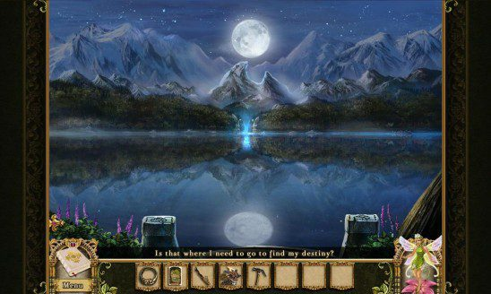 Aw Moonlit Lake