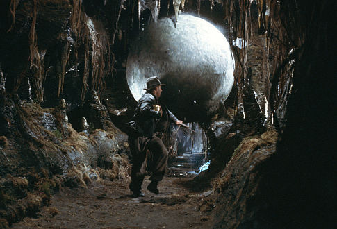 Indiana Jones Raiders of the Lost Ark 1981
