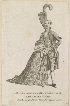 Mademoiselle de Beaumont