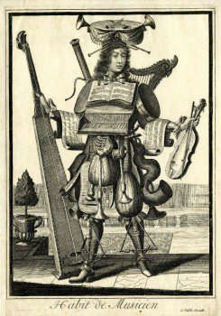 The Dance of Work: Satires and Grotesques of the Professions, 1700