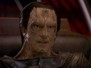 Gul Dukat, the terrifying yet somewhat sympathetic villain of Deep Space Nine