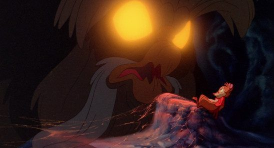 the-secret-of-nimh-owl