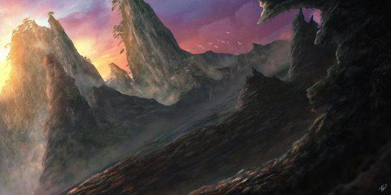One of many great landscapes by FPesantez (Deviant Art member)