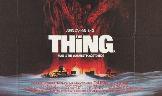 John Carpenter uses mystery to pit survivors against one another as they wonder who is infected