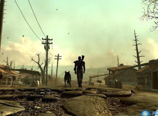 Fallout 3's gritty apocalyptic wasteland is all thanks to nuclear war.