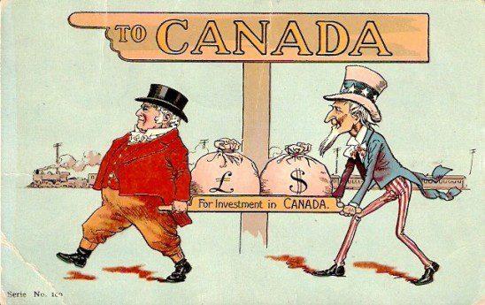 PostcardToCanadaForInvestmentInCanada1907