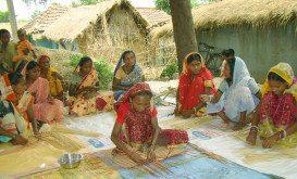 ESAF_Bamboo_product_making_unit_in_Dumka,_Jharkhand