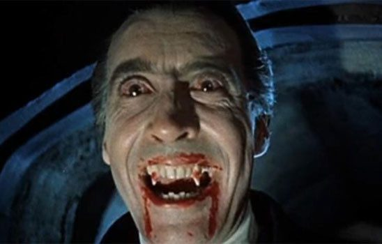 Traditional depictions of Dracula are no longer frightening.