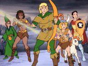 The characters in the Dungeons and Dragons cartoon took every one of these.