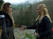 In the 100, Clarke discovers their enemy has every reason to be angry.