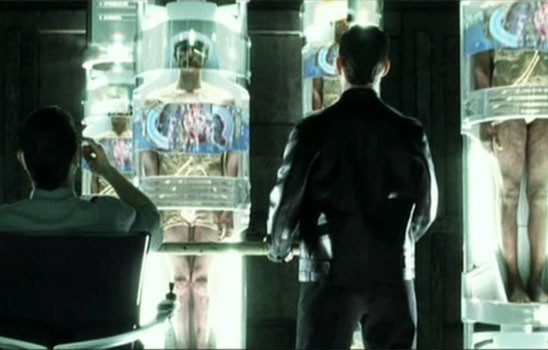 In the film Minority Report, people are thrown in jail when the system predicts that they'll commit future crimes.