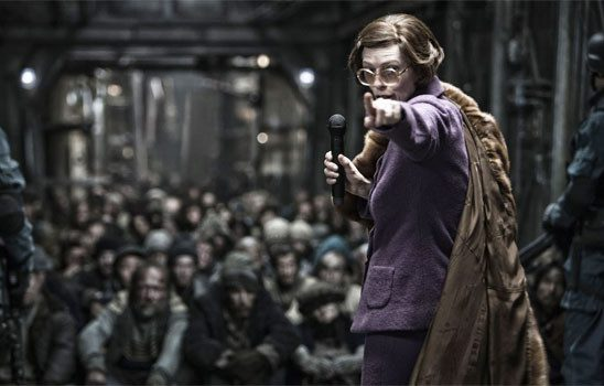 In the film Snowpiercer, the last of humanity survives aboard a train. Passengers are told that to preserve the delicate balance of life, they must know their place.