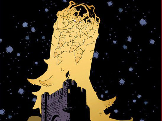 The Conqueror Worm in Hellboy is an alien monstrosity that wants to devour the world.