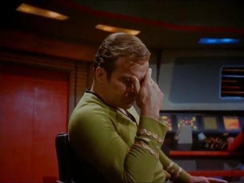 Kirk Facepalm
