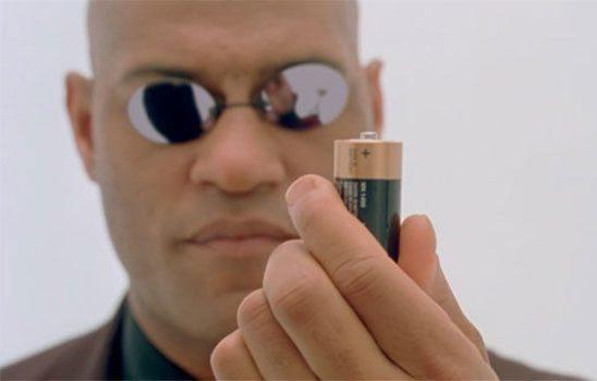 Morpheus Holding Battery