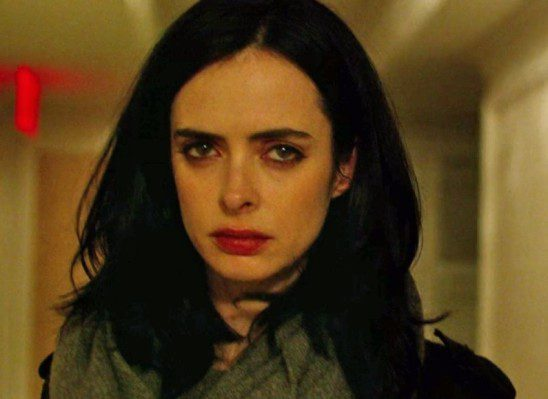 Jessica Jones has a number of issues to deal, including alcholism.