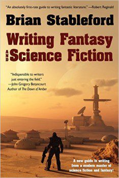 Cover of Writing Fantasy and Science Fiction