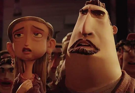 Norman's Parents from ParaNorman