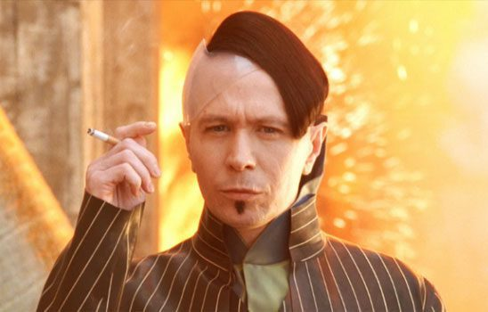 Zorg from the Fifth Element