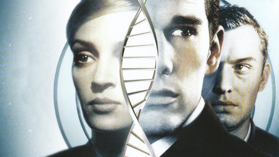 The main characters from Gattaca