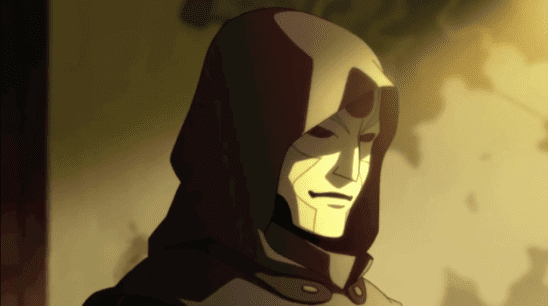 Amon from Legend of Korra.