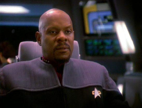 Benjamin Sisko from Deep Space Nine