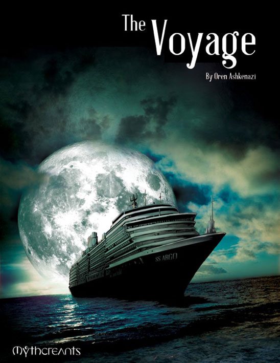The Voyage by Oren Ashkenazi