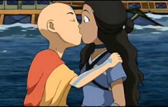 aang-surprise-kiss-katara