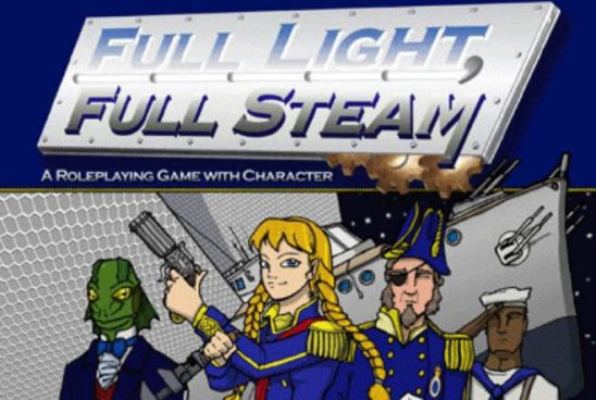 Cover art from Full Light, Full Steam