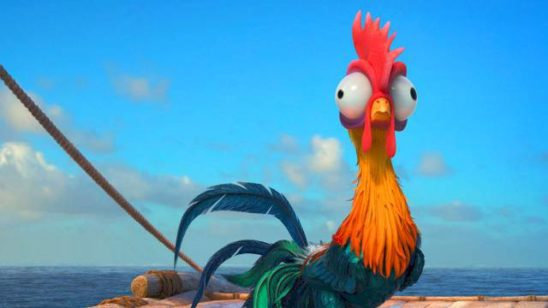 Heihei from the film Moana
