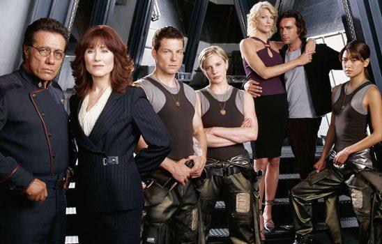 Crew of Battlestar Galactica