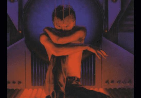 Cover art of Neuromancer.