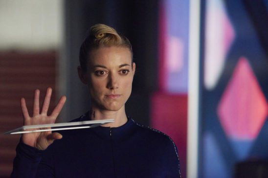 The Android from Dark Matter