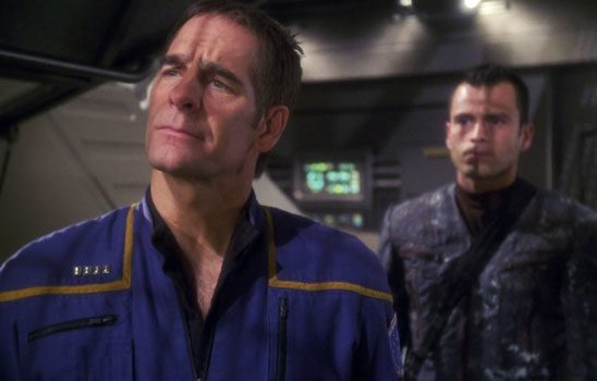 In Enterprise, Captain Archer is almost always right. In the few instances he's clearly wrong, all the characters make excuses on his behalf.