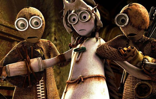 Characters from the film 9.
