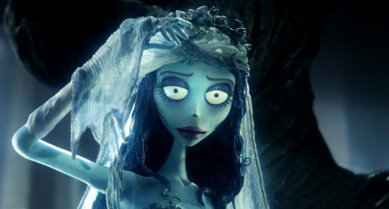The Corpse Bride herself.