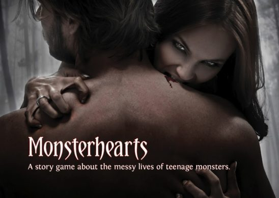Title art from Monsterhearts.
