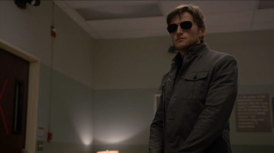 Deucalion from Teen Wolf.