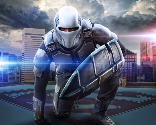 Guardian from the Supergirl TV show.