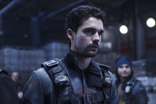James Holden from the Expanse TV show.