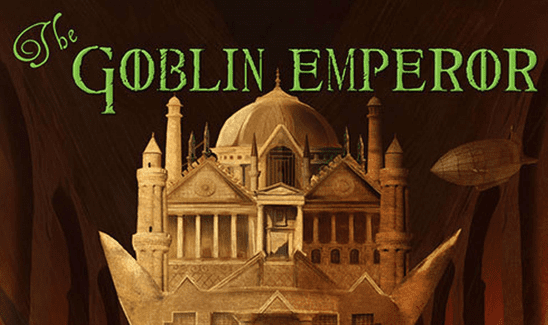 Art from the cover of The Goblin Emperor