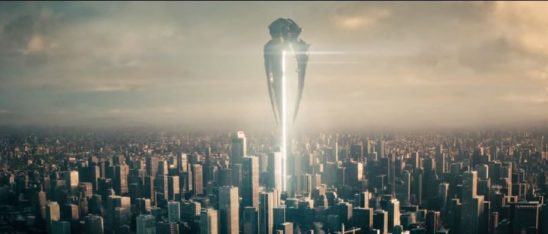 The World Engine from Man of Steel