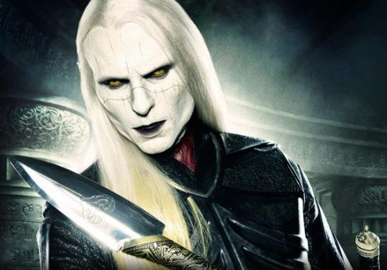 Prince Nuada from Hellboy II.