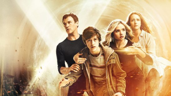 The main characters of The Gifted.