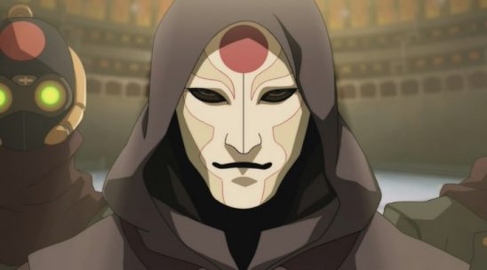 Amon from Legend of Korra