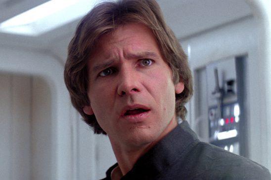 Han Solo looking confused.