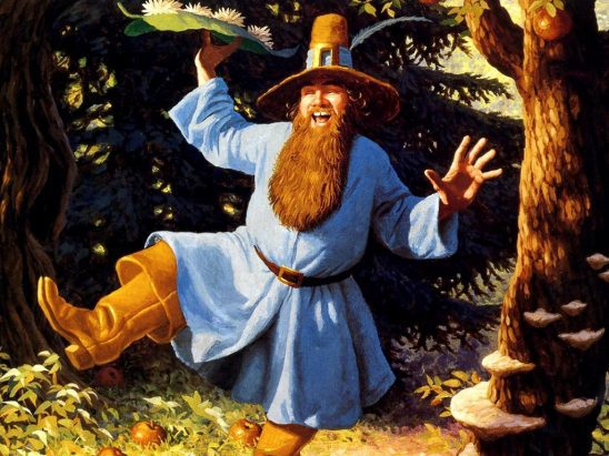 Cover art of Tom Bombadil.