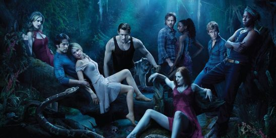 The cast of True Blood.