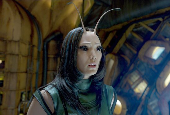 Mantis from Guardians 2